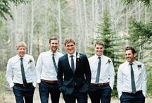 g r o o m s m e n / inspiration for photographing grooms and groomsmen