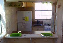 Ideas for a small house / by Misyeri Urdaneta Parrish