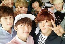 UP10TION / Bacheca dedicata agli UP10TION, gruppo maschile K-Pop.