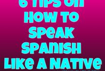Learning Spanish | Aprender Español / Recursos, consejos e información para aprender español. Useful information and tips to learn spanish.