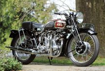 Classic Motorcycle Vintage