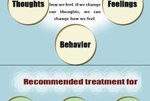 cognitive behavioral therapy / by Rachel Foxx