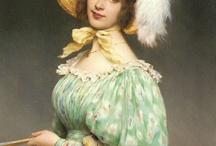 """Romantic Era (1830-1845) / """"Biedermeier"""" 1930-1945 / by Lieschen Müller"""