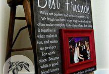 Bride & Bridesmaids / by Courtney Jones