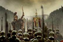roma battaglie