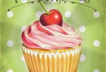 cupcakes disegni