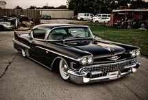 régi amerikai autók