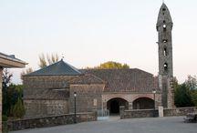 Iglesia de Nuestra Señora de la Asunción de Mombuey. / Románico de Zamora