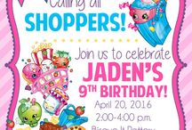 Calling all Shoppers / Shopkins