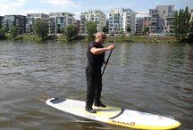SUP-Personaltraining / Stand Up Paddling ist der ideale Wassersport, um an der frischen Luft direkt auf dem Main fit zu bleiben und sich sportlich zu betätigen. 1 zu 1 Betreuung mit unseren SUP-Verein-Instruktoren ist garantiert! www.SUP-Personaltraining.de