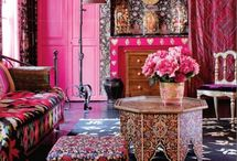 Middle Eastern inspired furniture