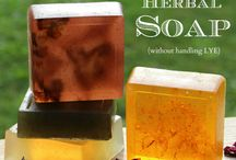 soap & homemade
