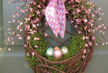 Húsvéti koszorúk