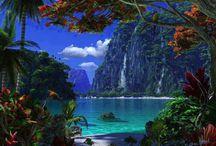 Places I wanna visit