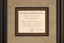 Framing Certificates & Achievements