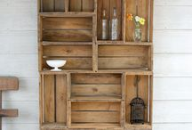 rooms: shelving + storage  / by Carissa Taylor