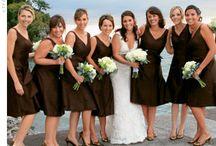 Wedding Dresses Attendants