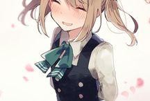 Girl Manga/Anime