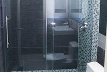 Tiny bathroom stories