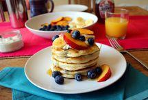 Breakfast recipes / Breakfast and brunch recipes