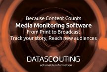DataScouting / DataScouting is a software development and research company, specialized in creating intelligent, powerful and cost effective solutions for: Media Monitoring Software; Library - Archives - Museums; Digital Convergence Services; Software & Hardware Solutions. DataScouting is a member of FIBEP, AMEC and NEM.