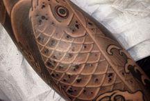 Tattoos / by Cissy LaLa