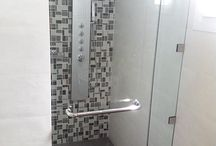 Γυάλινες καμπίνες μπάνιου, σταθερά ντουζιέρας και πόρτες μπάνιου / Οι καλύτερες προτάσεις για την ανακαίνιση του μπάνιου σας!!!