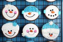Julekager / Ideer til kager