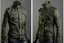 Pánské kabáty   Men's coats