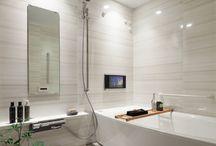 バスルームアイディア