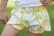 sewing / by Miranda Morgan