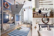 Sea interior design
