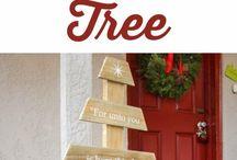 60 χριστουγεννιάτικα δέντρα από παλέτες / 60 χριστουγεννιάτικα δέντρα από παλέτες
