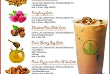 Shakes/smoothies