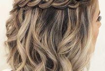 Krásné vlasy ples