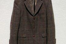 Vintage Coats and Jackets / Amazing coat and jacket made from quality materials by great fashion brands