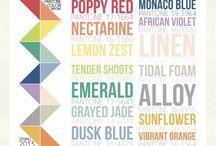 2013 Colour Trends