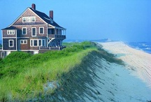 My sandy beach house <3 <3 / Some of the houses and interior designs I will have someday in my beach house.
