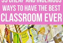 Classroom Organization / Anything to help organize a classroom! Labels, set ups, class libraries, and more!