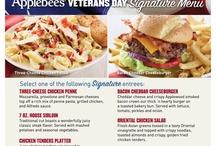 Veteran's Day Meals