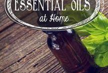 make essential oils