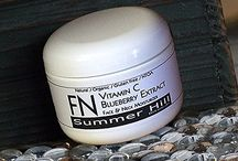 Summer Hill Botanicals Facial Creams