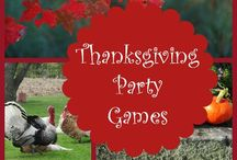 Thanksgiving / Good, decor and games