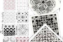 tanglepatterns