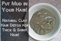 Detox Shampoo Recipes / The hair care industry makes billions and billions of dollars each year worldwide, but you don't have to contribute to it if you don't want to. It's possible to make your own detox shampoos and hair mask treatments to strip your scalp of the built up chemicals and toxins and reveal it's naturally clean self. We've accumulated some of the best recipes that will show you exactly how to make and use these concoctions to the great benefit of your hair and scalp.