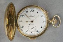 Orologi e pendoli da me riparati / Alcune fotografie degli orologi da polso, orologi da tasca, dei pendoli e quant'altro da me riparati. Hai un orologio da riparare? Contattami!