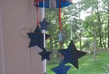 chimes-listen!/sun catchers-nothing quite so beautiful / by Renea Turner