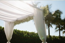 Chuppah Ideas / by Morrell Caterers