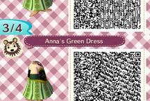 Code acnl robes