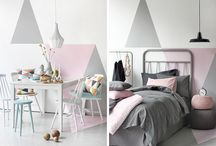Bedroom ideas / by Jane Rossi
